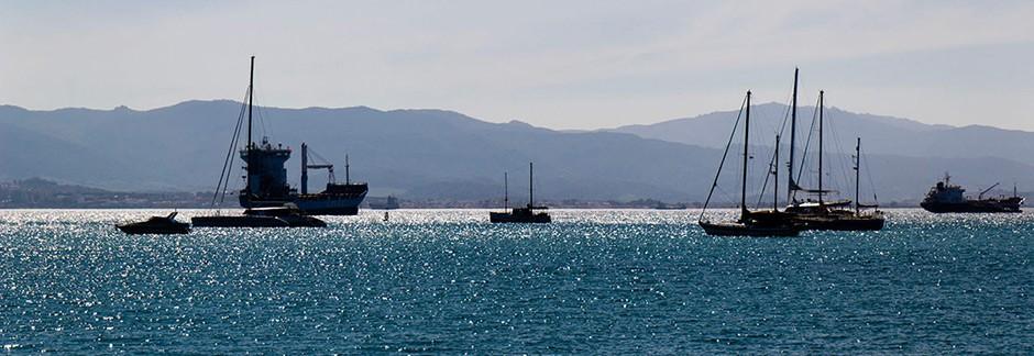 Buceo en Algeciras, Cádiz