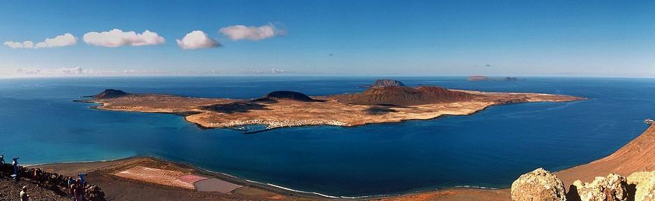 Buceo en la Reserva Marina de La Graciosa, Lanzarote